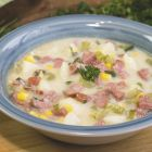 Hearty Sausage and Corn Chowder