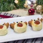 Rudolph Hot Dog Bites