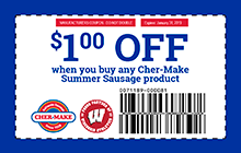 $1.00 Off Coupon